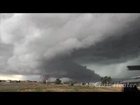 August 3rd Northeast Colorado Supercell