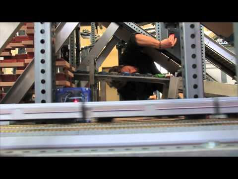 CHRIS BURDEN: Metropolis II