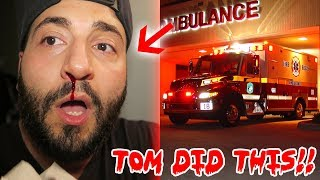I TOOK THE HAUNTED DOLL FROM TOMS HOUSE AND THIS HAPPENED TO ME! | MOE SARGI