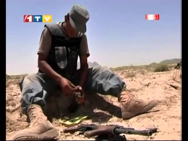 1TV Afghanistan Farsi News 09.12.2014