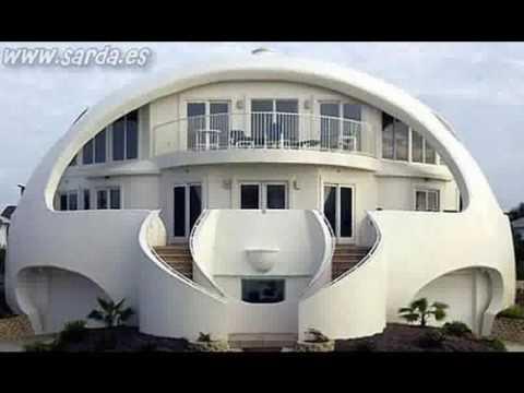 Las casas mas extrañas del mundo