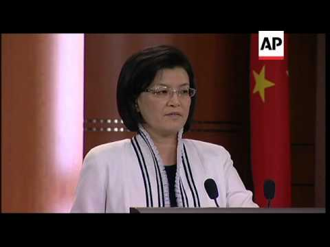 China warns Nobel committee against honouring jailed dissident
