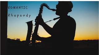 Relaxing Music Saxophone - Romantic Rhapsody Jazz Music for Sleep and Meditation