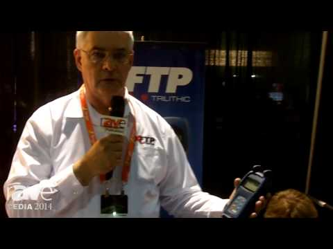 CEDIA 2014: XFTP Introduces TR-3 Signal Level Reader