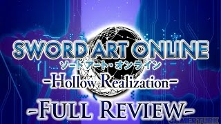 Sword Art Online: Hollow Realization - Full Review