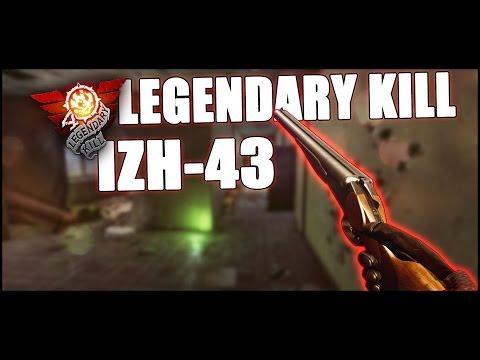Contract Wars - IZH-43 LEGENDARY KILL (EPIC!)