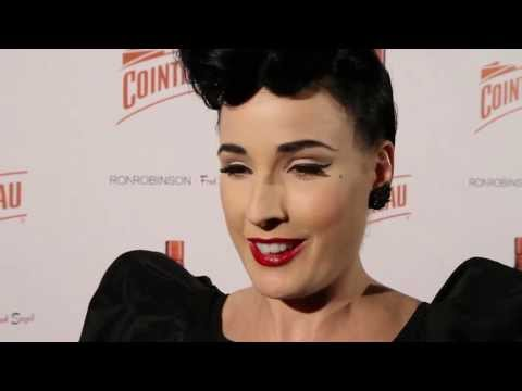 Pinup TV - La Cholita Interviews Burlesque Superstar Dita Von Teese