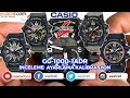 Casio G-shock Mudmaster GG-1000 review and calibration
