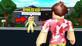 I Found A SPOILED KID.. How She ACTS Will Shock You! (Roblox)