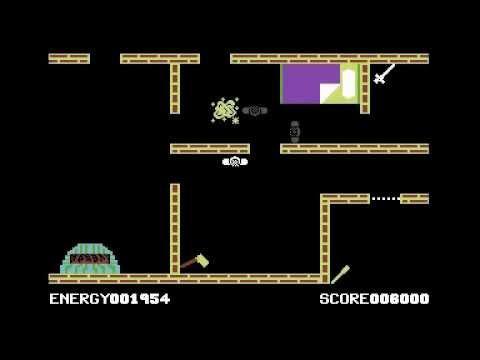 The Evil Dead (C64)