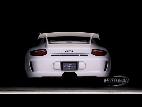 Porsche 911 GT3 with Hurley Haywood - Heel/Toe Shift Lesson