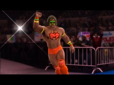 WWE '13 Community Showcase: Ultimate Warrior (Xbox 360)