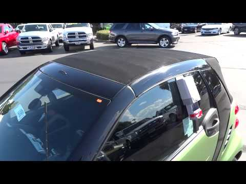 2012 SMART PASSION Redding, Eureka, Red Bluff, Northern California, Sacramento, CA 125852