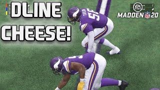 Madden 20 MUT Squads - Facing the Cheesiest Defensive Line Possible!