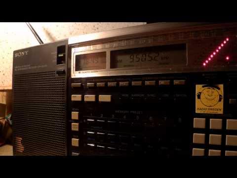 19 05 2015 Voice of Africa, Sudan Radio in Hausa to CeAf 1848 on 9505 Al Aitahab