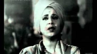 Anand Math (1952) - Vande Mataram Sujlam Suflam Malayaj - Lata Mangeshkar (Part 2).