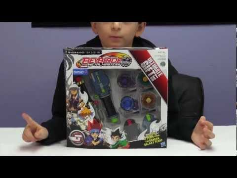 Beyblade Ultimate Gift Set Unboxing Walmart Exclusive