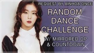 Download Lagu KPOP RANDOM DANCE CHALLENGE | w/ mirrored DP & countdown | Request by Ainhoa Once Gratis STAFABAND