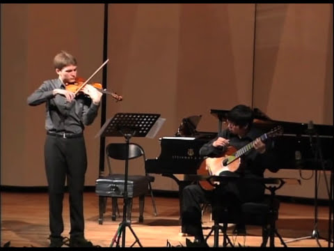 Alexi Kenney - A. Piazzolla - Bordel 1900 & Cafe