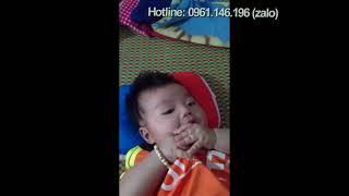 Cách Dùng Kem Nghệ Mulrose Trị Mụn Kê, Mụn Sữa cho bé - LH 0961.146.196