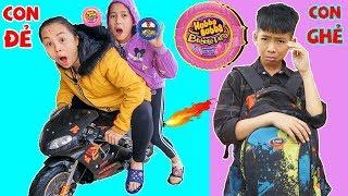 Mẹ Ghẻ Con Chồng Tập 19 - Mẹ Ơi Cho Con Ăn Kẹo Hubba bubba Với ❤ KN CHENO Chị Hằng