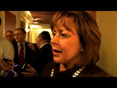 Governor Martinez | HAFC Passes Budget