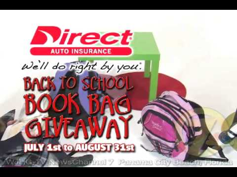 Direct Auto Insurance - Back To School 30 & 15
