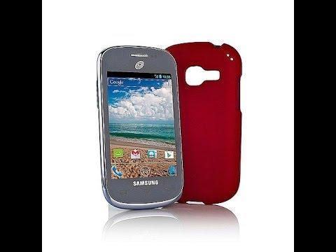 Samsung Galaxy Centura Android TracFone Bundle