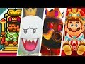Evolution of Super Mario Kings (1988 - 2018)