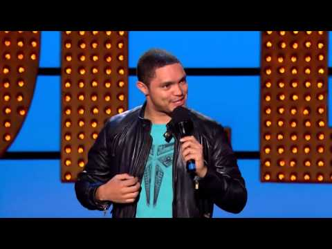 Comedian Trevor Noah On being mixed race in South Africa thumbnail