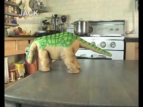 Pleo, il dinosauro-robot che si emoziona