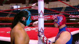 Super Fly Vs Aerostar - Cara a Cara: El Final - AAA Sin Límite