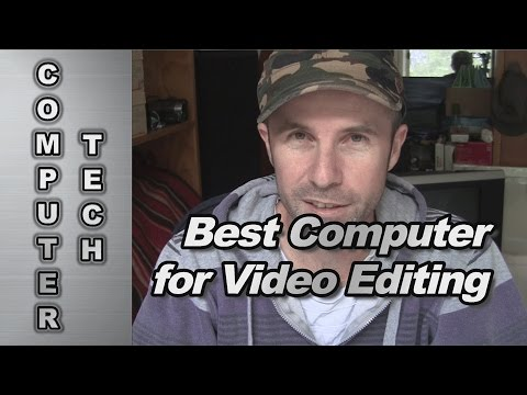 Choosing the Best Computer System for Vegas Movie Studio & Vegas Pro Video Editing