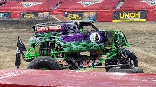 Monster Jam San Antonio 2020 FULL SHOW