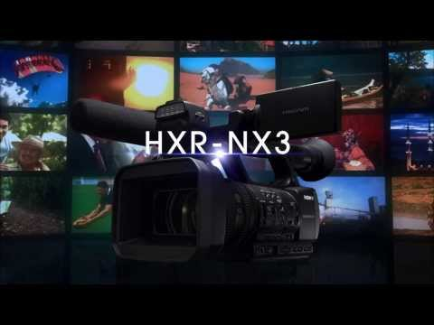 Product Review: Sony HXR NX3