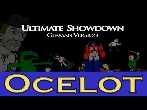 """Ultimate Showdown"" German Cover by Ocelot"