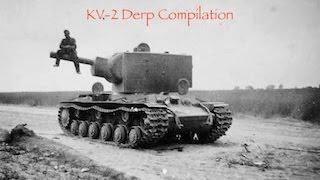 KV-2 Derp Compilation - World of Tanks Blitz