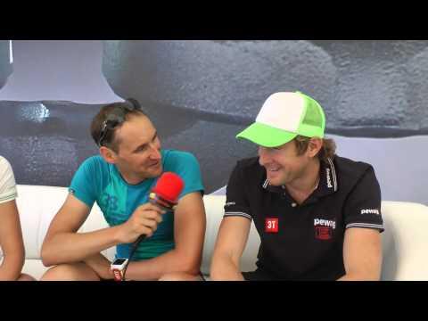 IRONMAN Austria - Interview mit Lisi Gruber und Daniel Niederreiter