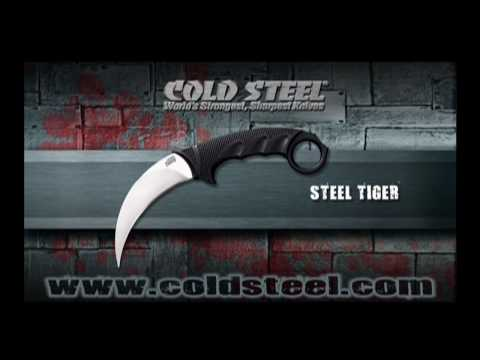 Steel Tiger : Cold Steel Karambit