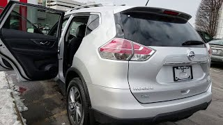 2016 Nissan Rogue Oak Lawn, Countryside, Chicago, Orland Park, Alsip, IL P5642