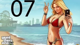 Grand Theft Auto V GTA 5 Walkthrough Part 7 Let's Play No Commentary 1080p Gameplay