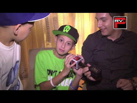 ICONic Boyz Final Fan Questions - Fav Candy, Rollercoasters & Do you have girlfriends