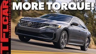 2020 Volkswagen Passat In Depth Debut! More Than Just a Fresh Face?
