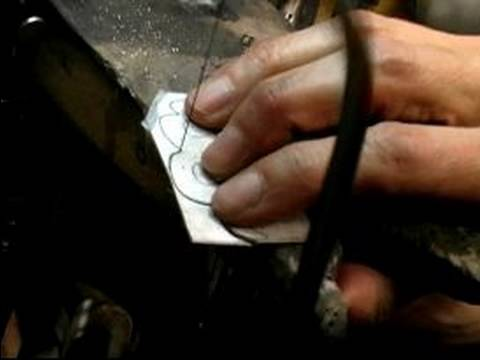 How To Make Beautiful Jewelry Cutting Silver For Making