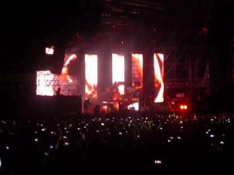 Linkin Park - Papercut - live @Rock in Roma 6/9/2015