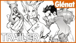 Dr. Stone : trailer