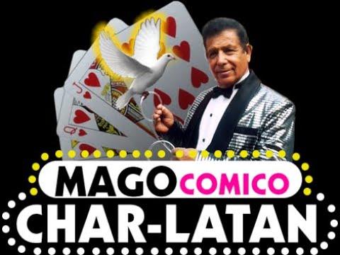 MAGO COMICO CHAR LA TAN show de magia para niños con rutinas comicas