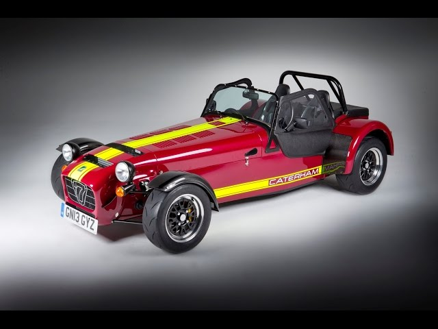 Caterham Super Seven 2016 Car Review