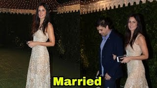 Katrina Kaif's Latest marriage news| Bollywood breaking news