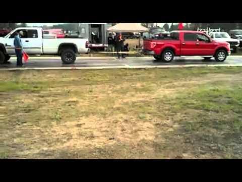 Dodge 2500 vs F150 5.0